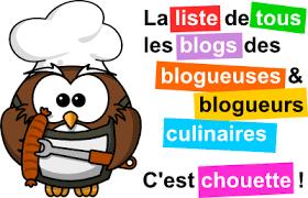 blogs de cuisine gourmandises chroniques blogs préférés
