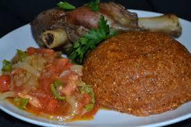 cuisine afrique pinion roast leg of togolese cooking cuisine228