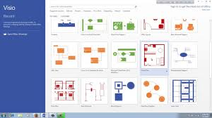 Home Floor Plan Visio by Microsoft Visio Tutorial In Part 1 Youtube