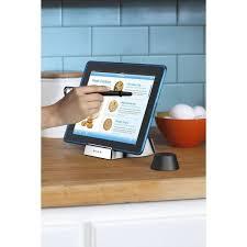 tablette cuisine belkin socle chef support et stylet cuisine pour 2