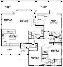 bungalow open floor plans floor plan basement floor plans pinterest