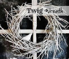 best 25 stick wreath ideas on pinterest twig wreath square