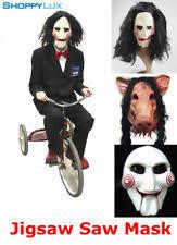 Saw Mask Saw Pig Mask Ebay