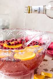 easy holiday punch recipe holiday punch cranberry juice and