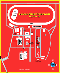 Delaware County Map Welcome To The Delaware County Indiana Fair Fair Information