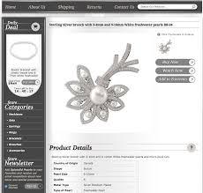 splendid pearls u0027 elegant ebay store design