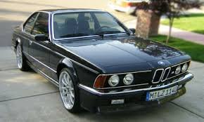 6 series body colors collection theory bmw e24