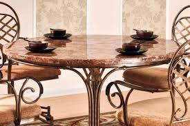 allegra round table u0026 4 caster chairs