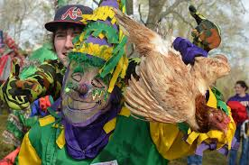 traditional cajun mardi gras costumes cajun courir de mardi gras in church point louisiana photos