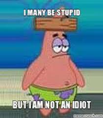Patrick Star Meme - star