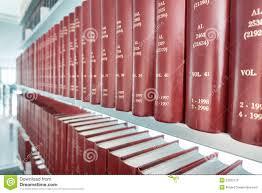 Modern Bookshelf by Row Of Classic Books In Modern Bookshelf Stock Photo Image 52327275