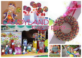 Candyland Theme Decorations - candyland theme best party decorations candyland party