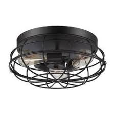 homeselects x light 2 light bronze flush mount ceiling light kichler lighting saybridge 12 99 in w bronze metal semi flush mount