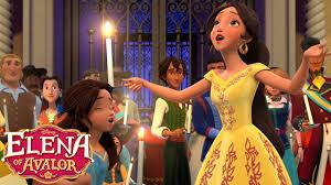 Let Love Light The Way Elena Of Avalor Disney Junior Youtube