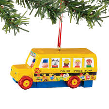 fisher price christmas ornaments by department 56