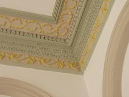 Plaster Ceiling Cornice Design Southern Folk Artist U0026 Antiques Dealer Collector November 2010