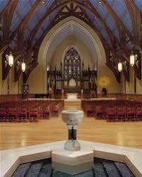 church baptistry theological reasons for baptistry shapes
