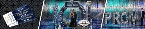 Js Prom Invitation Card Designs Prom Theme Decorations Unique Prom Themes Shindigz
