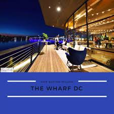 affordable wedding venues in virginia the wharf dc district wharf dock masters building wedding