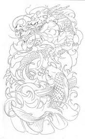 koi painting at dragons gate by marco antonio aguilar 힘