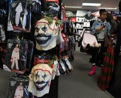 spirit halloween florida as halloween nears clowns on edge baltimore sun