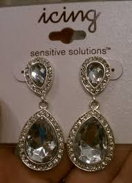 icings earrings 27 best s icing images on icing girly things