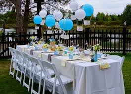 baby showers decorations ideas backyard baby shower ideas outdoor goods