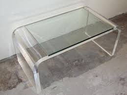 lucite coffee table ikea contemporary lucite coffee table vintage fence ideas