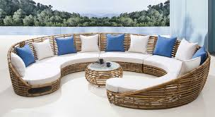 Outdoor Living Furniture by Enhance Beauty Of Your House With Luxury Outdoor Furniture