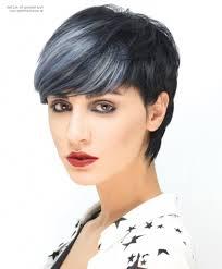 how tohi lite shirt pixie hair short black hair with highlights short black hair with silver