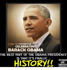 Black History Meme - black history month celebratinc barack obama the best part of the