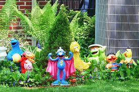 sesame lawn ornaments muppet wiki fandom powered by wikia