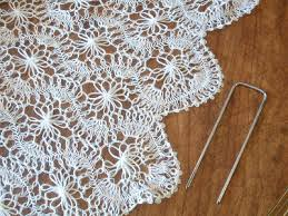 hairpin lace crochet cyncontemporary hairpin lace