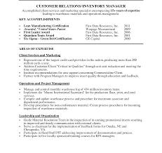 simple resume format sle documentation of inventory resume inventory clerk striking cashl objective template job