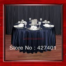 round party tables for sale sale navy shaped poly satin table cloth wedding meeting party