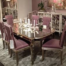 Mirrored Dining Room Furniture Mirrored Kitchen Table Arminbachmann