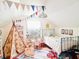 exquisite little boys bedroom design ideas neutral attic kid bedroom design with amazing decoration and black polished metal bed frame which has