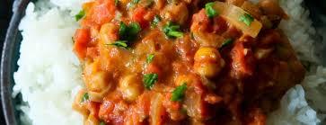 comment cuisiner les pois chiches recette pois chiches tikka masala recette végétarienne