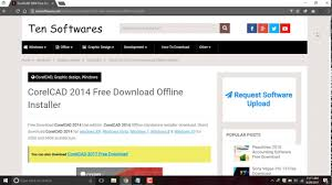 home design software free download for windows vista corelcad 2014 free download youtube