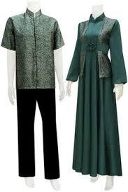 download gambar model baju kurung modern dalam ukuran asli di atas model gamis cantik baju gamis batik sarimbit coklat fashion