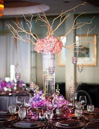wedding reception centerpieces wedding centerpiece with hanging votive candleswedwebtalks