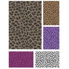 luxury leopard print wallpaper 10m room decor all colours tiger