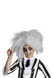 white halloween wigs kids wigs boys girls child cheap costume wigs