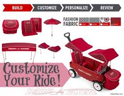 wagon baby customize your ride with a radio flyer wagon baby dickey