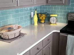 Green Tile Backsplash Kitchen Interior Subway Tile Kitchen Remarkable Kitchen Subway Tile