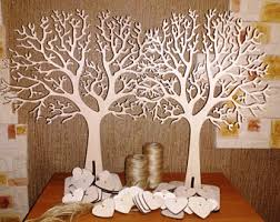 wedding wishing trees tree guest book etsy