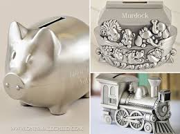 engraved piggy bank engraved baby gifts keepsake gifts for baby