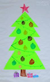 easy christmas activity for kids dry erase christmas tree