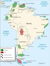 South America Countries Map by South America Economies In Ruins Poec