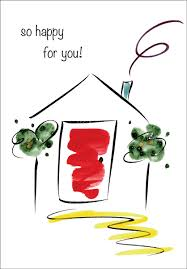 congratulations on new card cheerful new home congratulations it takes two inc